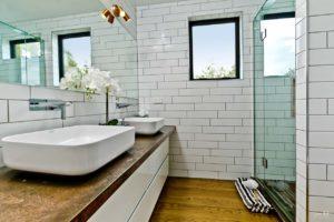 North Shore bathroom renovations